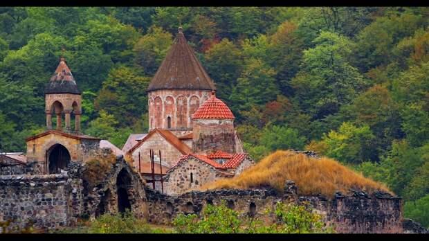 Краткая история армянского Карвачара