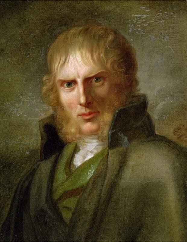 Герхардт фон Кюгельген (Franz Gerhard von Kügelgen),1772-1820. Германия.
