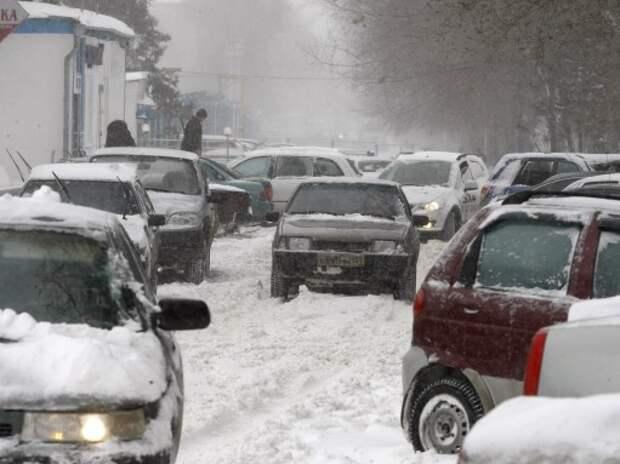 Чиновники озаботились адаптацией систем безопасности автомобилей к российским условиям