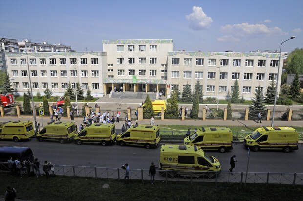 Одноклассница казанского стрелка рассказала, что учителя «травили» его
