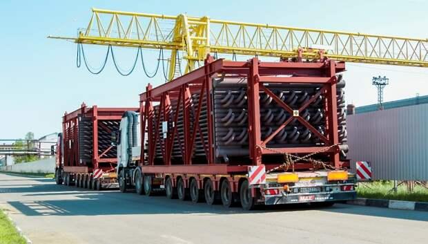 «ЗиО‑Подольск» отгрузил оборудование для завода по термопереработке отходов в Англии