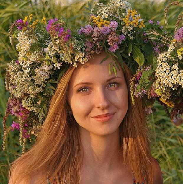 Славянские девушки (60 фото)