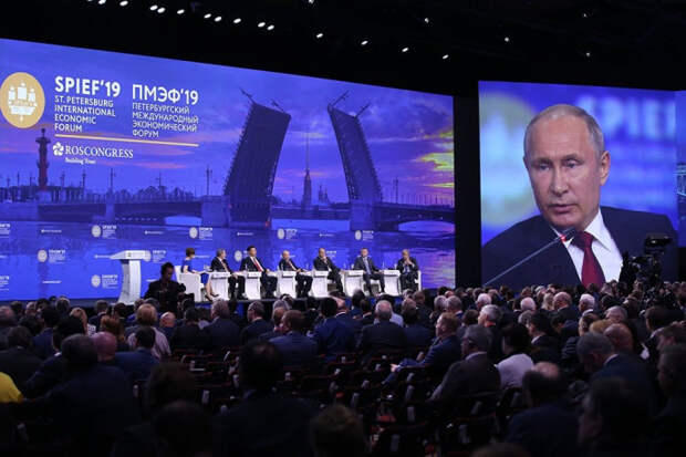 Владимир Путин ответил защитникам Майкла Калви (Госдепу США, Кудрину, Грефу, Чубайсу и пр.)