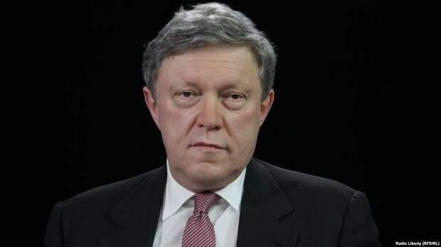 Явлинский: Россию готовят к войне!