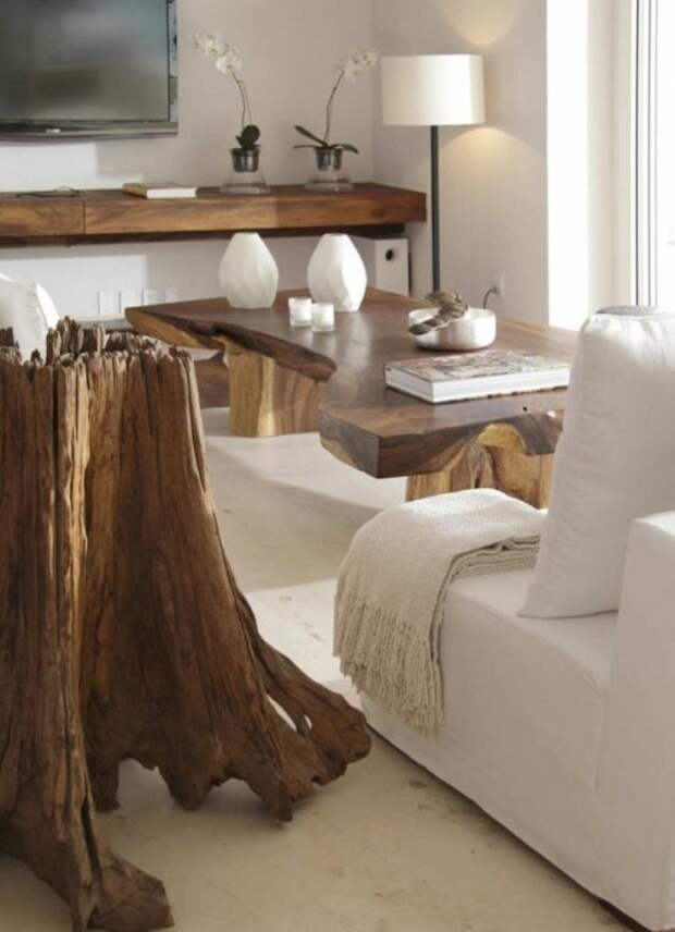 Что можно сделать из старой древесины