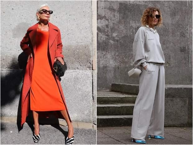 Что надеть этой осенью, чтобы выглядеть стильно зрелой женщине: 5 классных образов