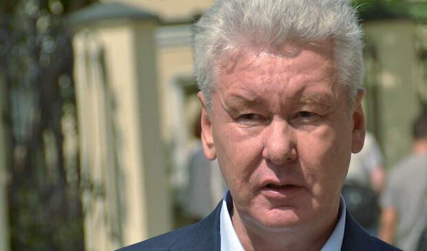 Сергей Собянин заявил об ухудшении ситуации с коронавирусом в Москве