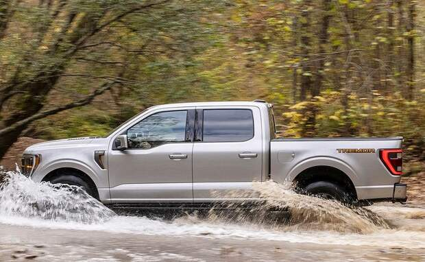 Ford воскрешает F-150 Tremor к 2021 году