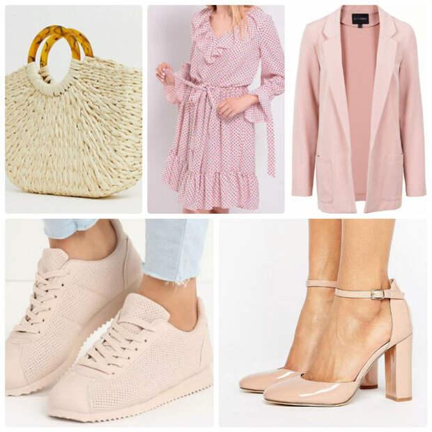 Что носить летом 2019?  Модные образы!