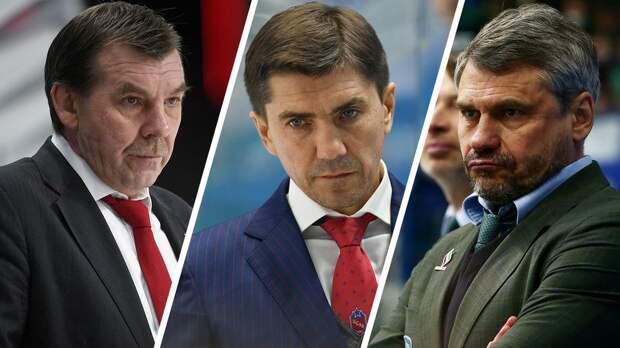 Зацикленность на СКА погубит Россию на Олимпиаде. Сборную спасет только объединение лучших тренеров КХЛ