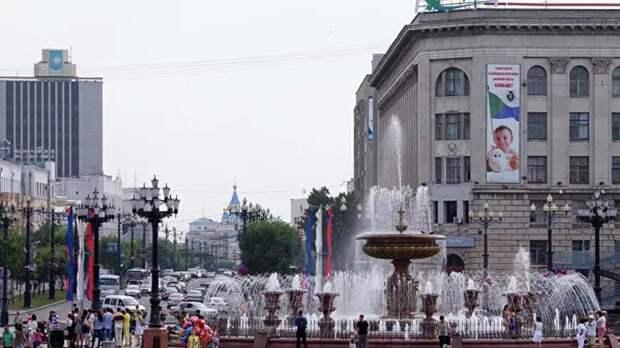 В Хабаровске не состоялось шествие в поддержку Фургала