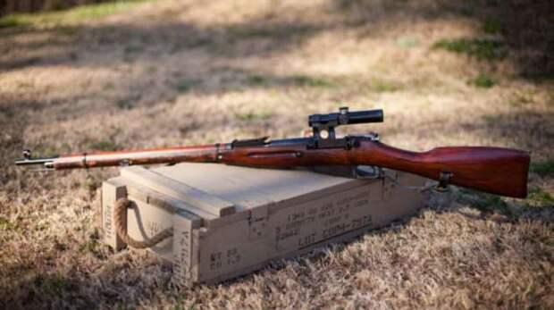 Почему легендарную винтовку Мосина называют «трехлинейкой»