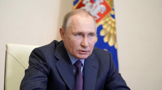 Владимир Путин впечатлился поступками учителей казанской гимназии