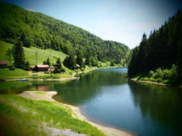 Спиш - жемчужина Словакии
