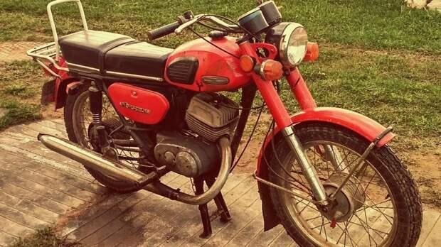 Символ мотокрутизны времен СССР...