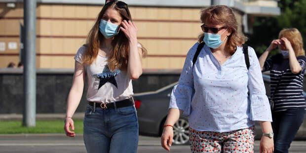 Биолог связала уровень заболеваемости коронавирусом в России с погодой