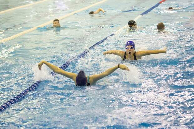 В Бобруйской специализированной детско-юношеской школе олимпийского резерва активно развивается отделение инваспорта по плава...