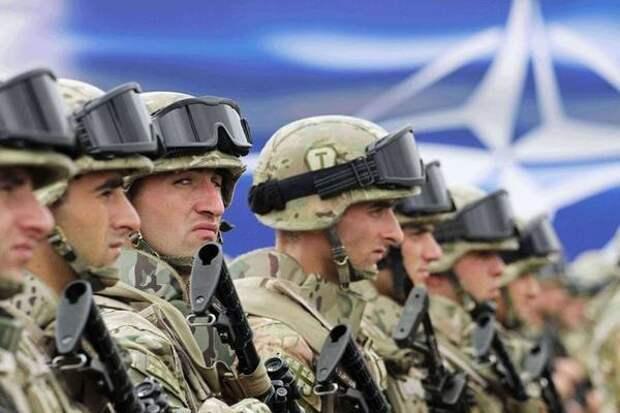 Стал известен план НАТО по полному окружению России
