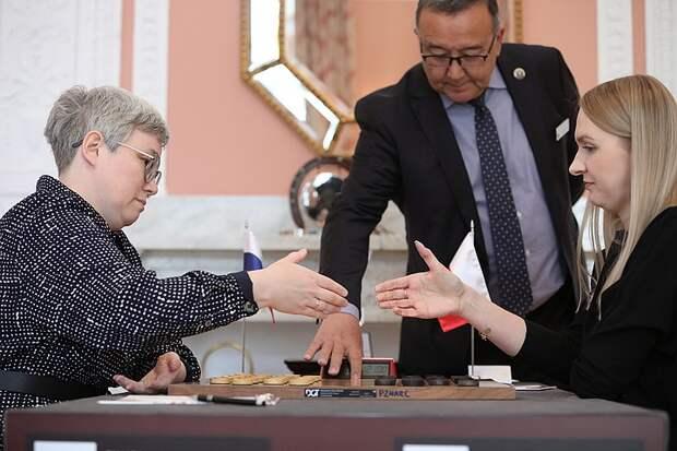 ОКР вручит приз Честной игры сопернице российской чемпионки по шашкам Тамаре Тасыккужиной