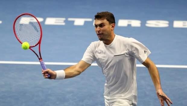 Карацев победил Медведева в матче второго круга турнира в Риме