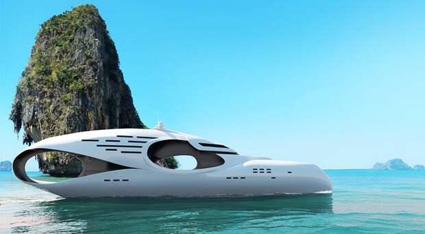 10 потрясающих «суперъяхт» будущего