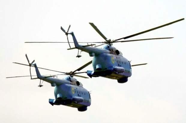 ВСУ провели учебные полеты с боевой стрельбой на полигоне вблизи Крыма