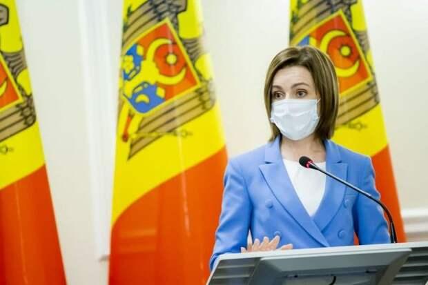 Санду собирает Совбез: «Парламент угрожает конституционному строю Молдавии»