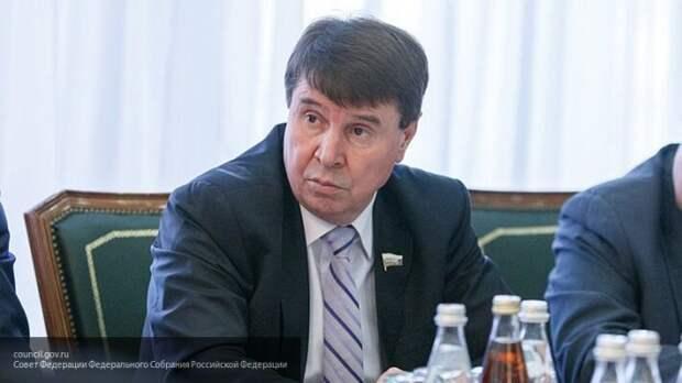 Цеков назвал глупостью отказ Украины остановить водную блокаду Крыма
