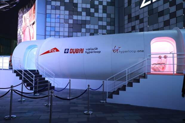 Virgin Hyperloop One has bee making inroads in the United Arab Emirates (UAE) for a little...