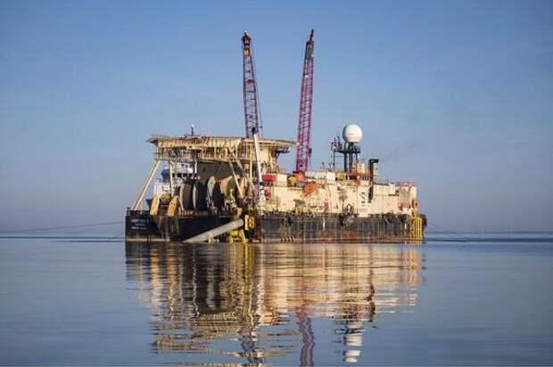 Портал Axios: США намерены отказаться от санкций против «Северного потока – 2»
