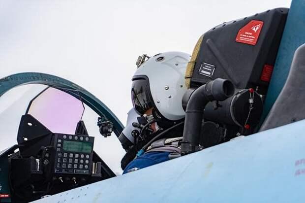 Сайт Avia.pro: истребители НАТО F-35 побоялись идти на перехват российских Су-27 и Су-35 над Балтийским морем