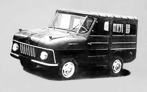 13 народных автомобилей СССР, которых как бы не было