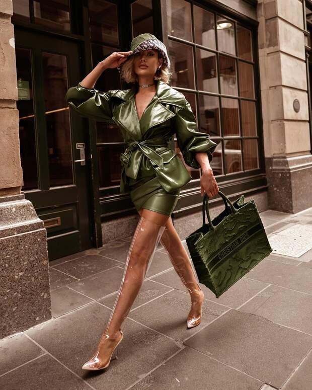 Модные сумки весны 2021: стильные формы и цветовые решения