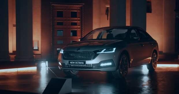 Skoda Auto Russia вернулась к агентству Graphit