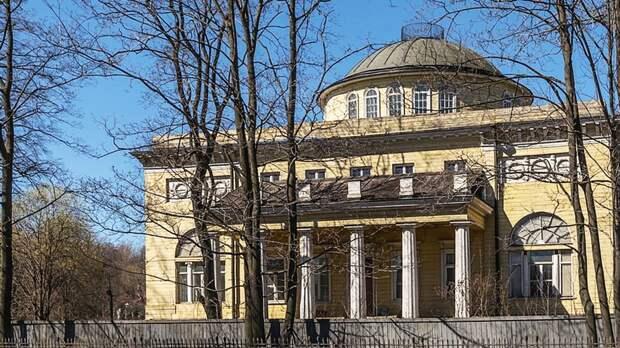 Гостиница на 21 номер откроется в здании дачи племянника Николая I в Петербурге