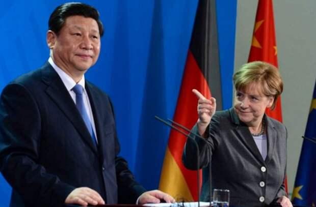 Европа поднебесная. Как ЕС и Китай борются за влияние друг на друга - «Политика»