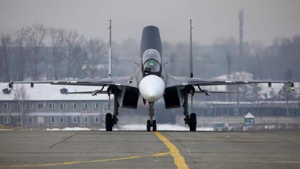 Forbes: ВКС России сорвали проведение секретной миссии НАТО в небе над Черным морем