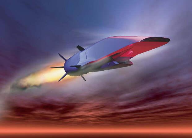 Для истребителей Super Hornet разработают гиперзвуковую ракету