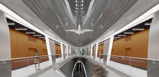 Монолитные конструкции станции «Пыхтино» готовы натреть – Бочкарёв