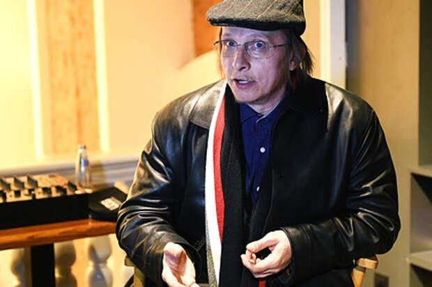 Охлобыстин рассказал о пьющем окружении Ефремова и последней беседе с артистом