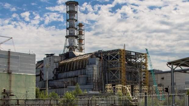 Украина отрицает данные о возобновлении цепной реакции на Чернобыльской АЭС