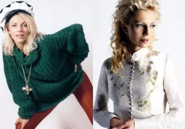 Одна из самых красивых и сексуальных певиц 1990-х гг. | Фото: lichnosti.net