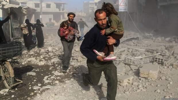 Насевере Сирии подобстрел попал российский военный патруль