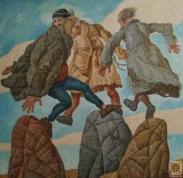 Синхронисты. Живопись от Меренкова Сергея.