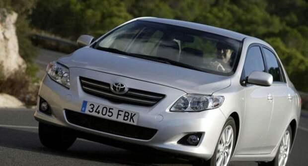 Фирма Toyota предлагает комплекты слежения для борьбы с кражей каталитических нейтрализаторов авто
