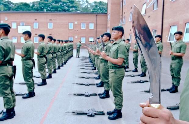 Нож кукри: легендарные непальские боевые ножи на страже порядка