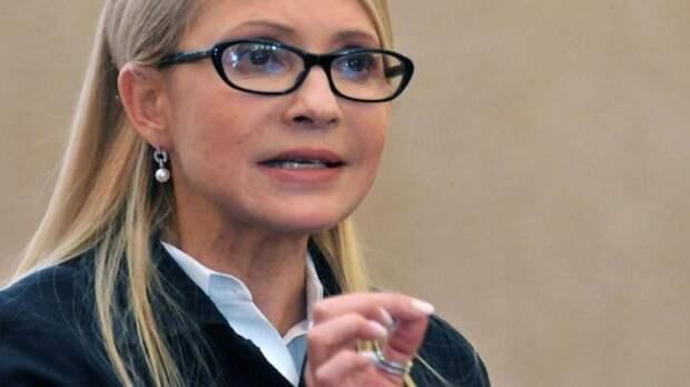 СМИ: Тимошенко обвиняют в создании на Украине «очагов махновцев»