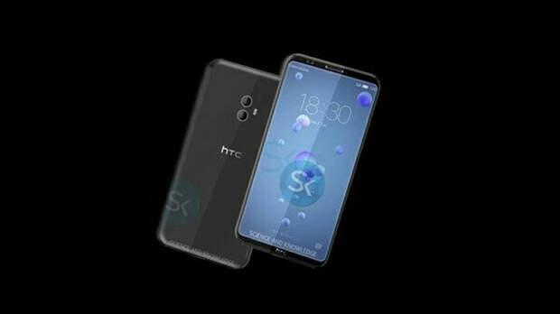 Каким может быть флагманский HTC U12?