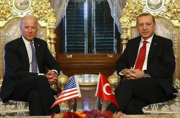 СМИ: Встреча Эрдогана и Байдена на полях саммита НАТО может продлиться до полутора часов