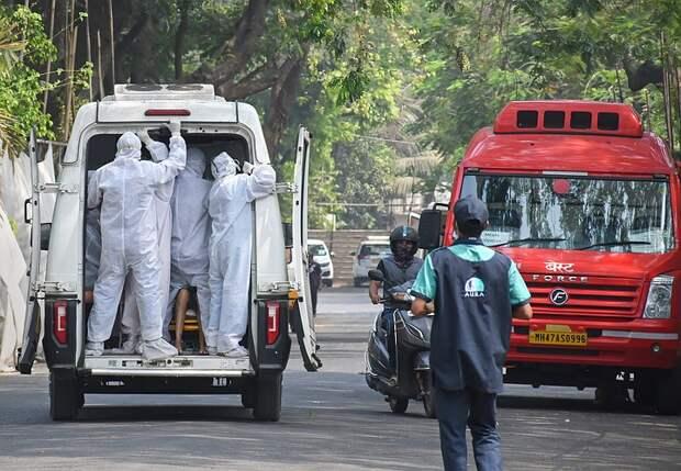 ВИндии участились случаи заражения редкой грибковой инфекцией на фоне COVID-19